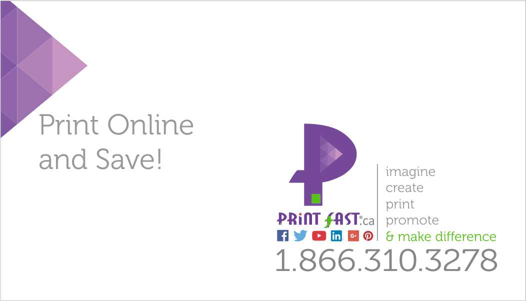 Free business cards with premium business cards in canada at print fast our free business cards will have printfast information at the back if you would like to remove it please choose this option charges apply reheart Choice Image