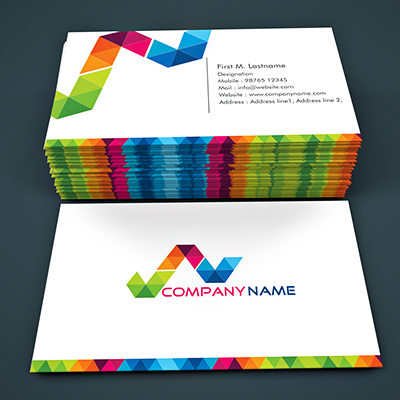 1Hr Business Cards 2 Side