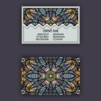 26pt Matte Laminated Business Cards 2 Side