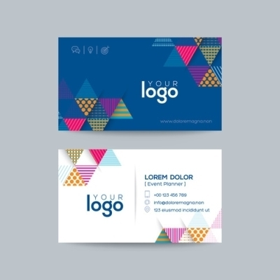 24pt Soft Touch Laminated Business Cards 2 Side
