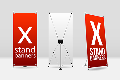X-Banner Stand 28