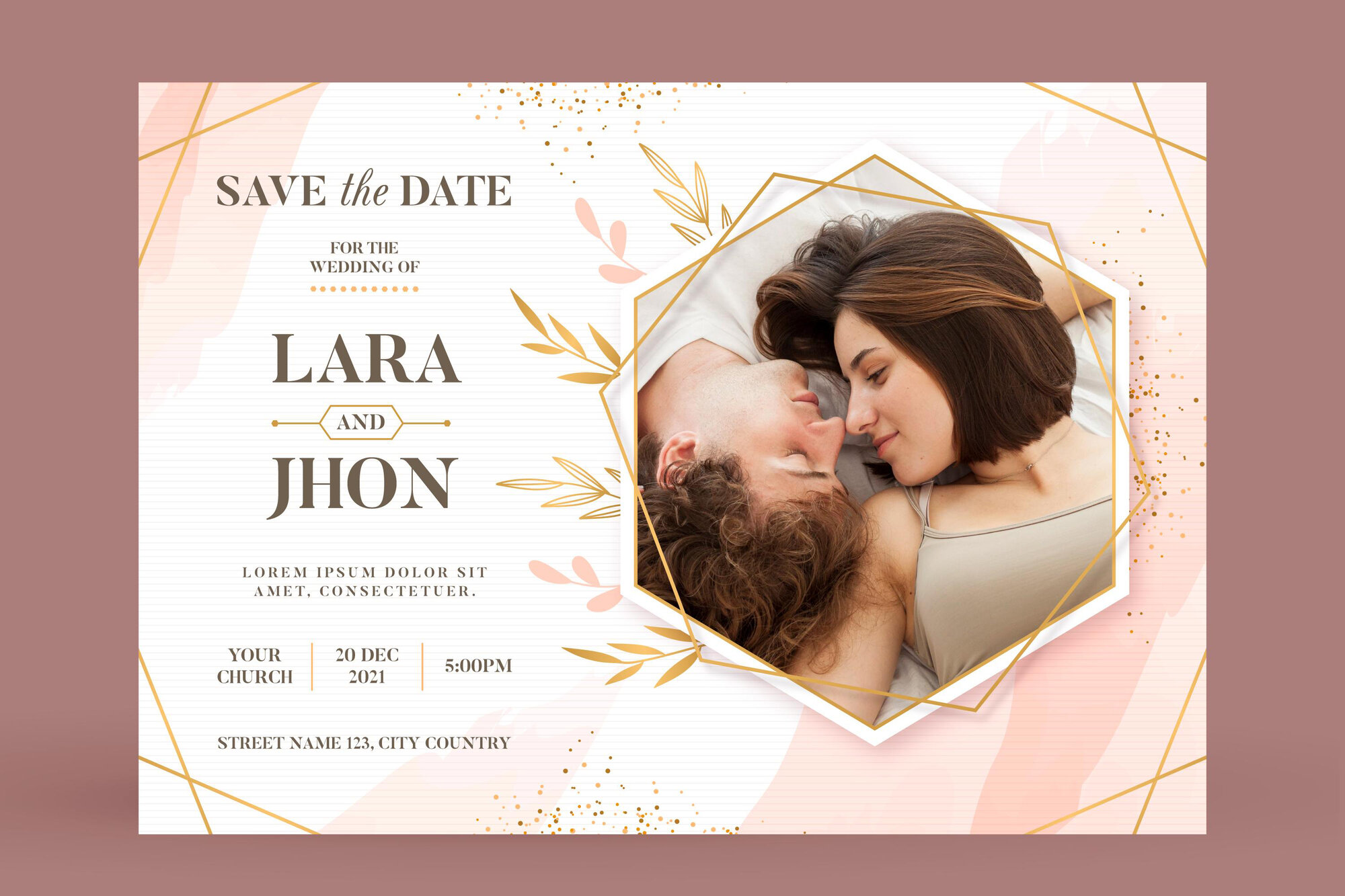 Save The Date-Magnet cards