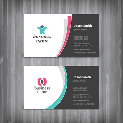 16pt Business Cards 1 Side