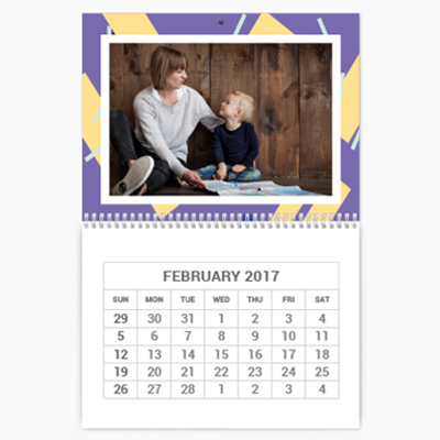 Wall Calendars Large - Double Page