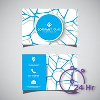 Same day printing flyers printing rush printing 24hr business card reheart Gallery