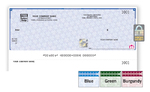 High Security Laser Cheque 2